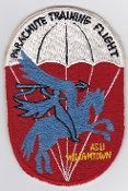 RAAF Patch Flight Royal Australian Air Force Parachute Training