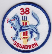 RAAF Patch Sqn Royal Australian Air Force 38 Squadron DC 4 C47