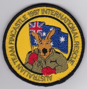 RAAF Patch Sqn Royal Australian Air Force 11 Squadron Fincastle