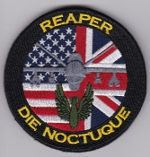 RAF Patch 39 Squadron Royal Air Force UAV Reaper Flags Creech