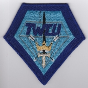 RAF Patch 45 Squadron Royal Air Force TWCU Tornado Weapons