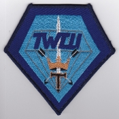 RAF Patch 45 Squadron Royal Air Force TWCU Tornado Weapons 2