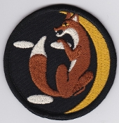 RAF Patch 47 Squadron Royal Air Force SF Flight Fox C 130 Covert