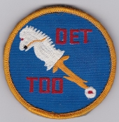 USAF Patch Intel Unknown ESS Electronic Security Squadron Det 2