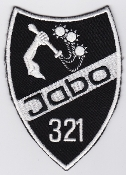 German Air Force Patch 32 Jabog F 104 Starfighter 321 Mongestern