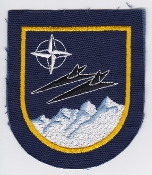 German Air Force Patch 34 Jabog F 104 Starfighter 1 d