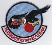 German Air Force Patch 44 LeKG 2 G 91 Gina 442 Staffel Heritage