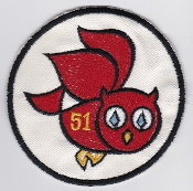 German Air Force Patch 51 AG Reconnaissance F 104 Starfighter c