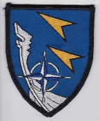 German Air Force Patch 43 Jabog a Alpha Jet Viking Ship Wing