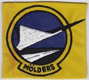 German Air Force Patch 74 JG F 104 Starfighter 1 Molders Wing a