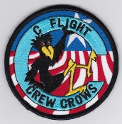 USAF Patch Recon S 343 SRS Strategic Reconnaissance Sqn C Flight