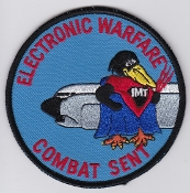 USAF Patch Recon S 343 SRS Strategic Reconnaissance Combat Sent