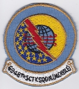 USAF Patch Intel 6948 SSM Security Squadron Mobile