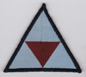 Army Air Corps AAC Rgt Patch 3 Regiment AAC TRF