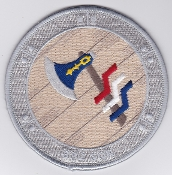 RNoAF Patch Royal Norwegian Air Force 332 Skv Sqn F 16 Fighter d