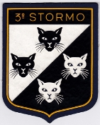 Italian Patch Air Force Aeronautica Militare AM Stormo 3 F 104