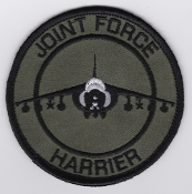 RAF Patch 1 Fighter Squadron Royal Air Force Harrier GR 7 JFH a