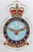 RAAF Patch Y Air Training Corps Cadets AIRTC Australia Crest b