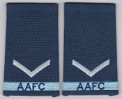 RAAF Patch Y Air Training Corps Cadets AIRTC Title d AAFC Pair