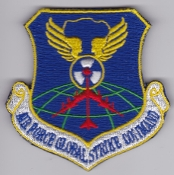 USAF Patch Bomb t AFGSC Air Force Global Strike Command Shield E