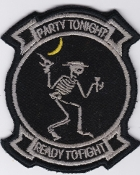 USAF Patch Bomb 13 BS Bombardment Squadron B 57G Canberra