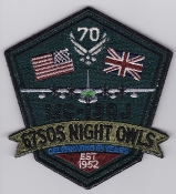 USAF Patch Spec Ops USAFE 67 SOS Special Operations Sq Years 65