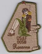 USAF Patch Spec Ops USAFE 352 SOG Special Ops t CV 22 Tail 58