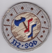 RNoAF Patch Royal Norwegian Air Force 332 Skv Sqn F 16 Fighter a