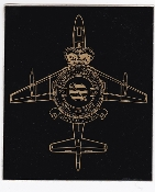RAF Sticker Patch OCU Royal Air Force 236 Operational Conversion