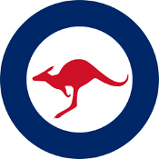 RAAF Patches Royal Australian Air Force