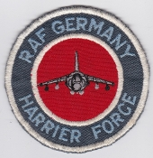 RAF Patch a 4 Squadron Royal Air Force Harrier GR 3 f HFG c