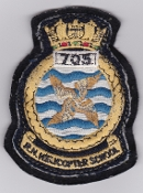 Royal Navy RN FAA Crest Patches Fleet Air Arm