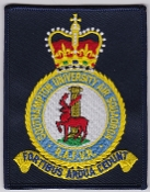 RAF University Air Squadron And Air Training Corps Patches