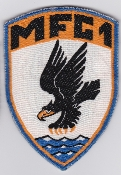 German Navy Patch Marinefliegergeschwader MFG 1 F 104 a