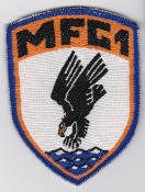 German Navy Patch Marinefliegergeschwader MFG 1 F 104 c