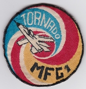 German Navy Patch Marinefliegergeschwader MFG 1 IDS a Tornado