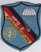 German Navy Patch Marinefliegergeschwader MFG 2 F 104 u F Stff