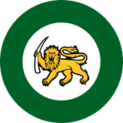 Rhodesian Air Force Patches RhAF