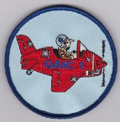 RAF Patch ATC Training QAIC Qualified Aerospace Instructor 1 Cse