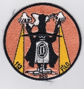 Turkish Air Force Squadron Patch TUAF 113 Filo F 4 Phantom