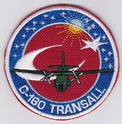 Turkish Air Force Squadron Patch TUAF C 160 Transall Patch