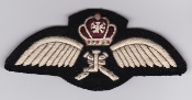 SOAF Patch Sqn Sultan Of Oman Air Force Pilot Qualification Wing