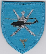 SOAF Patch Sqn Sultan Of Oman Air Force 3 Squadron Helicopters