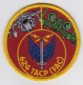 British Army FAC Patch Forward Air Controller 624 TACP Gulf War