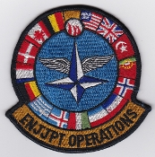 USAF Patch Tng Foreign 80 FTW Flying Training Wing ENJJPT Ops