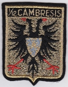 French Air Force ALA Patch Ftr Esc De Chasse EC 1 12 Mirage