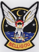 French Naval Aviation Aeronavale Patch 32 F Flotille Belligou