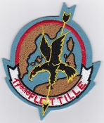French Naval Aviation Aeronavale Patch 17 F Flotille Etendard