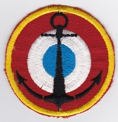 French Naval Aviation Aeronavale Patch National Anchor Roundel L