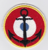 French Naval Aviation Aeronavale Patch National Anchor Roundel 3